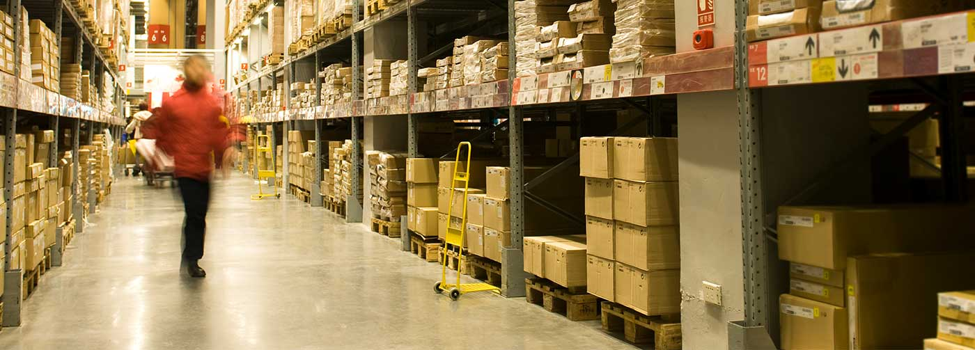 LTL Shipping Service Area   Shelba Johnson Trucking   ltl furniture distribution
