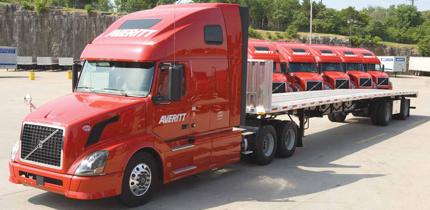 Averitt Continues To Expand Flatbed Services Add Jobs