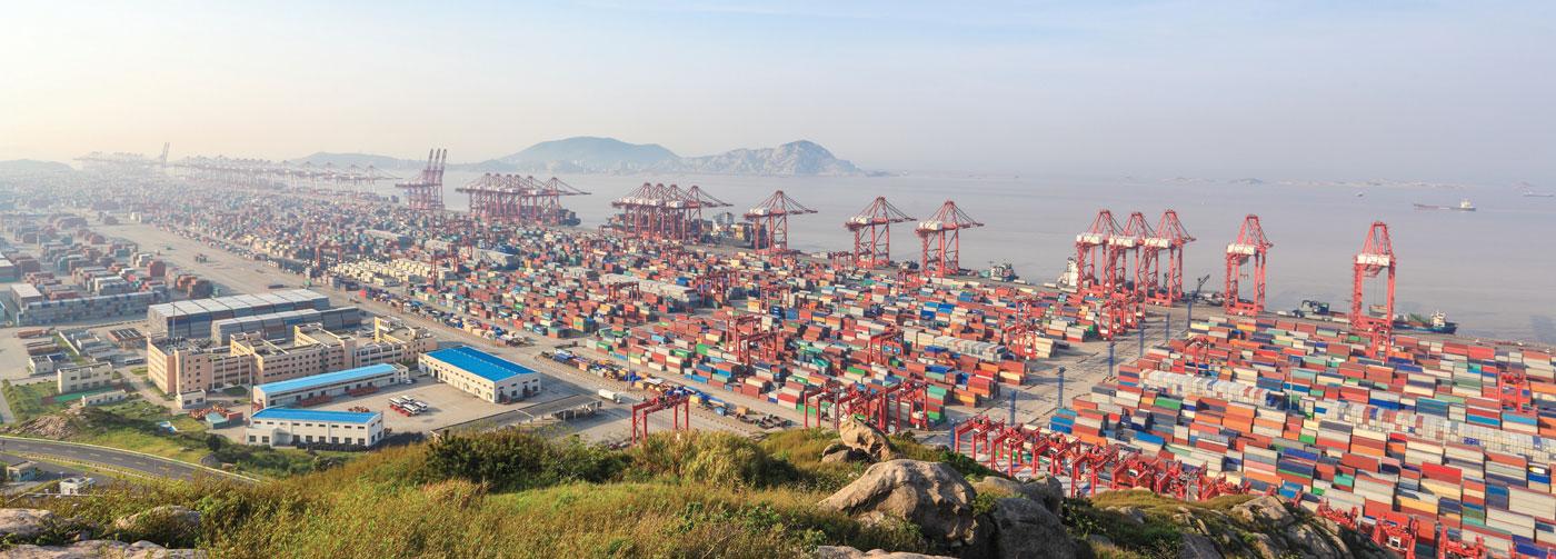 Shanghai Charleston Economy