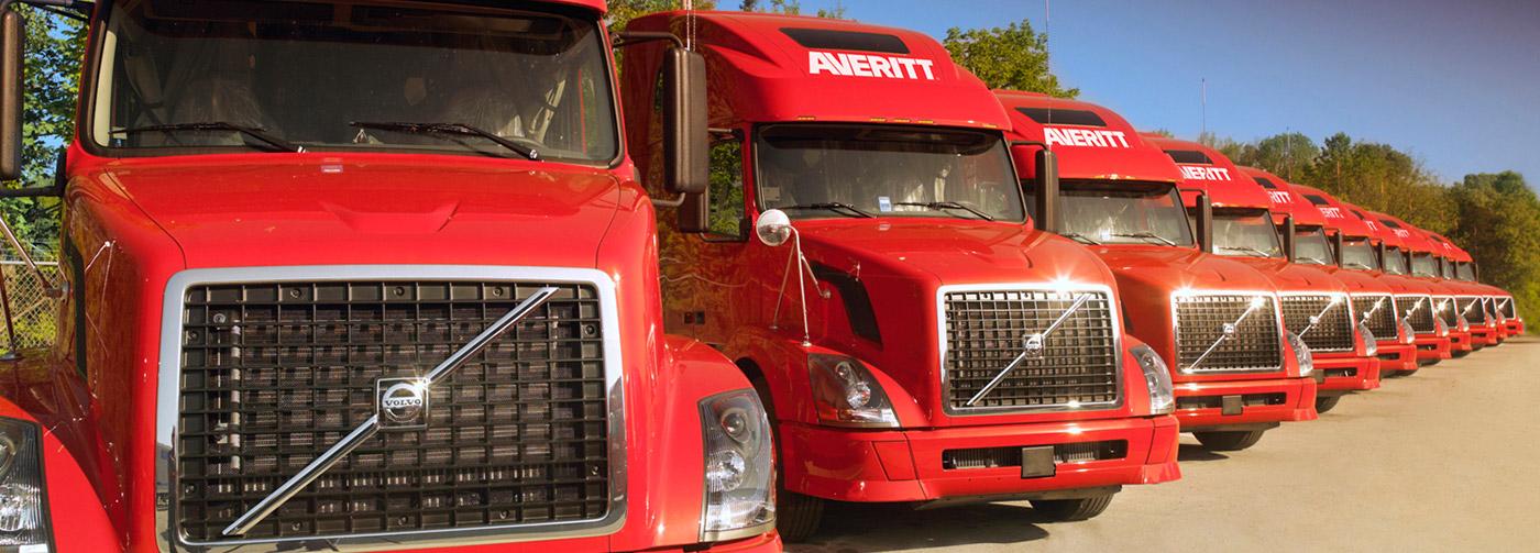 Averitt Truckload Van/Flatbed Capacity Daily Express